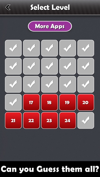 Shadow Mania - (Guess the Shadows and Shapes Icon Trivia Pop Quiz Word Game!) Free screenshot-3