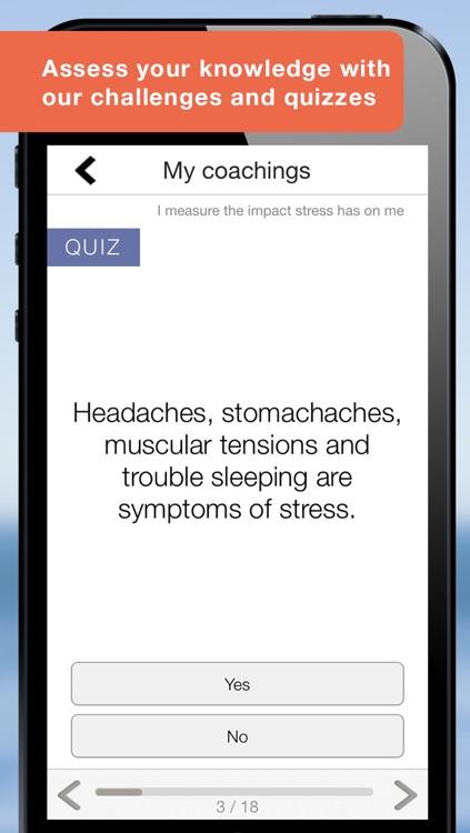 StressLess - Psychologies screenshot-4