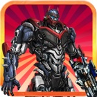Mega Robot Attack icon