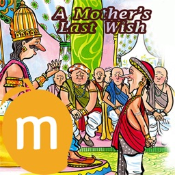 A Mother's Last Wish - Amar Chitra Katha stories, navneet stories and reading library of indian publishers