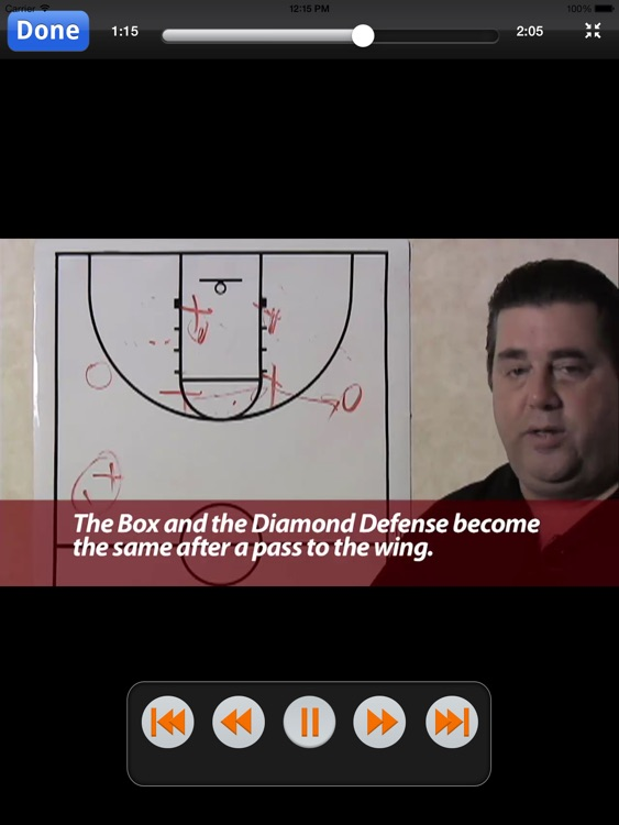 Attacking Junk Defenses: Play To Destroy Any Box & 1 or Triangle & 2 Defense - With Coach Jamie Angeli - Full Court Basketball Training Instruction - XL screenshot-4