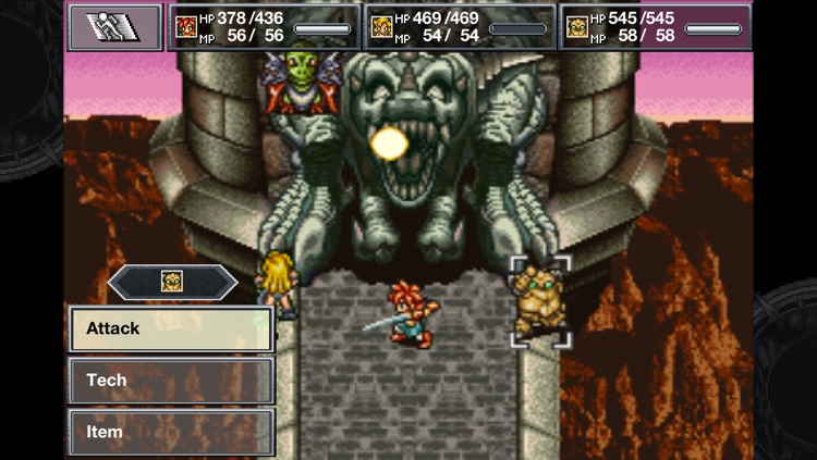 CHRONO TRIGGER screenshot-2