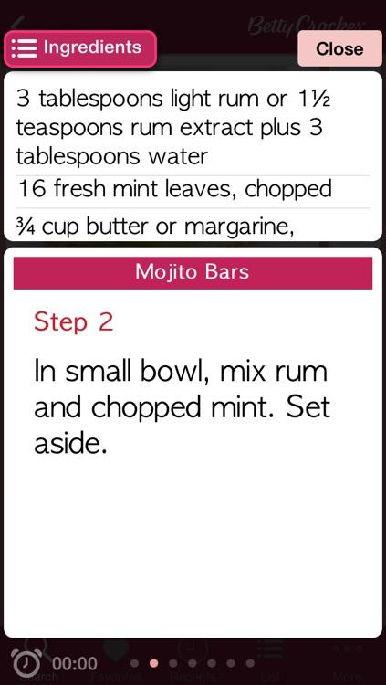 Cookie Recipes: Betty Crocker The Big Book of Series screenshot-3