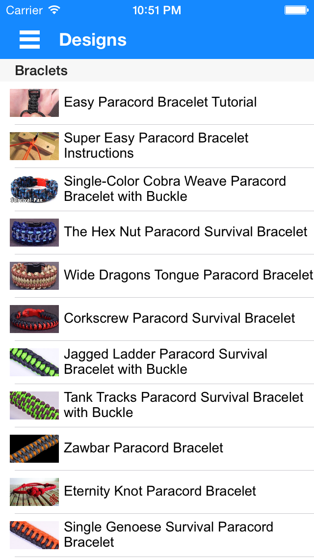 Paracord Pro: Without a Book Edition Screenshot