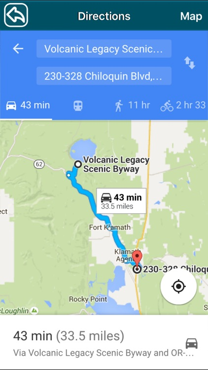 Oregon National & State PArks screenshot-3