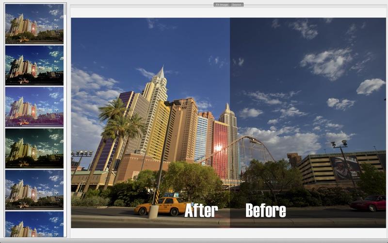 RAW HDR 101 Filters screenshot 2