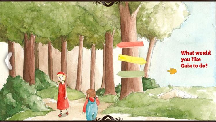Little Red Riding Hood – Free screenshot-3