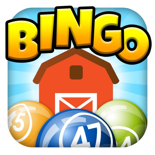 Bingo Farm: Lucky Red Hay Barn Edition - FREE