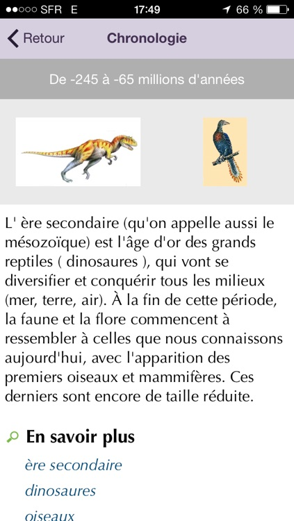 Dictionnaire Junior Larousse screenshot-4