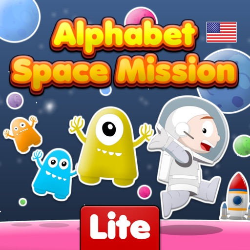 Alphabet Space Mission HD (US English) Lite