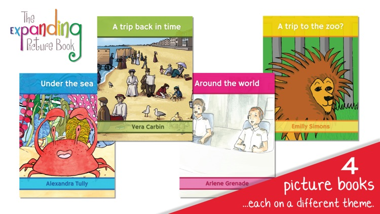 The Expanding Picture Book