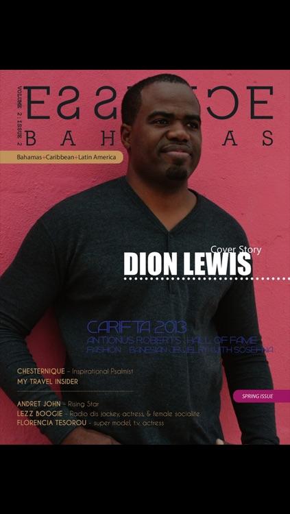 Essence Bahamas Magazine on the Bahamas Tourism and Culture screenshot-3