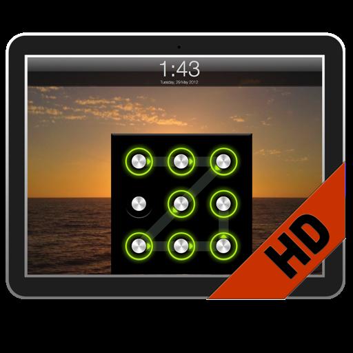 Lock Screen HD: Relaxing Animated Screensaver, Lockscreen & Clock