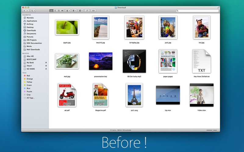 Chef Folder Organize Your Files With One Click