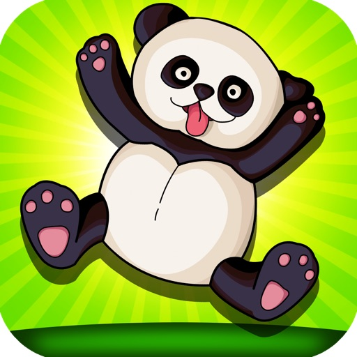 A Crazy Flying Panda Escape From The Bamboo Jungle Game Pro Version