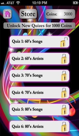 Ultimate Music Trivia Quiz 4