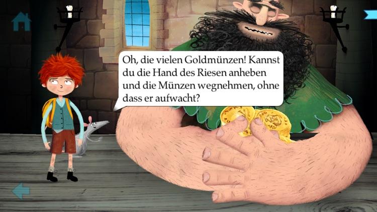Hans und die Bohnenranke by Carlsen screenshot-3