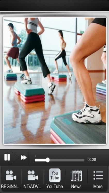 Step Dance Fitness