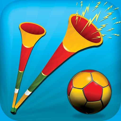 Instant Vuvuzela