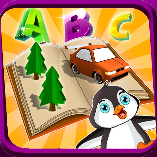 Kids ABC 3D - Educational Games for Kids