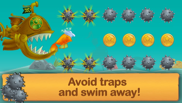 Fish Run Top Fun Race - by Best Free Addicting Games and Apps for Fun screenshot-2