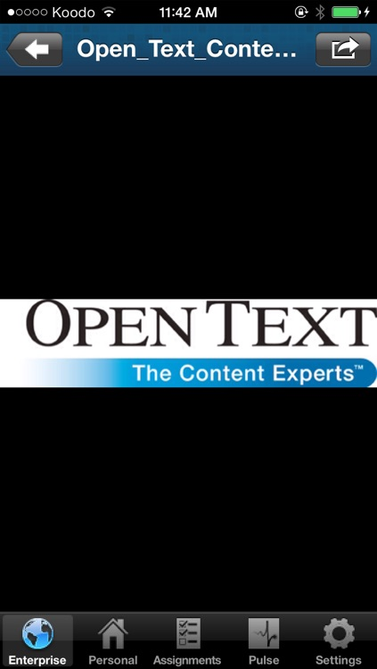 OpenText Everywhere screenshot-3