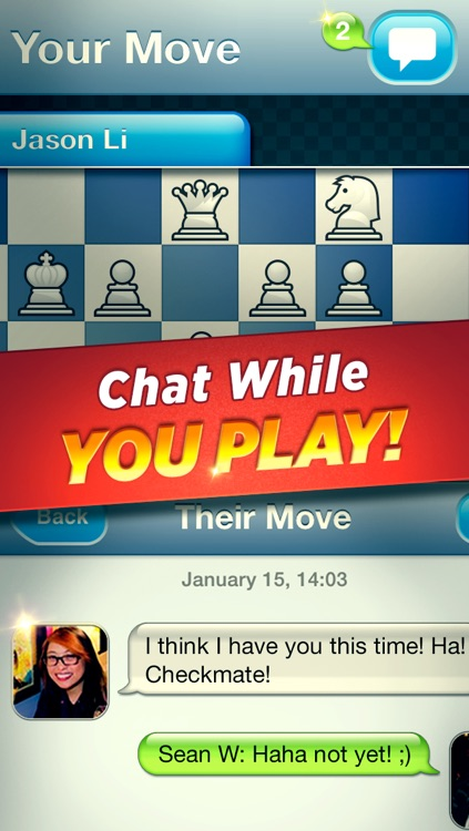 Chess With Friends Free screenshot-4
