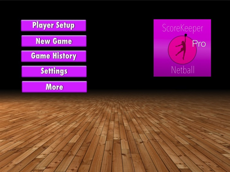 ScoreKeeper Netball PRO HD screenshot-0