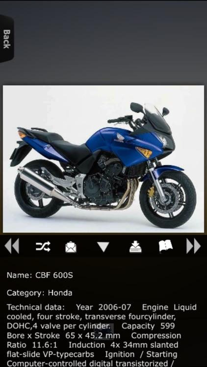 Honda Motorcycles Edition screenshot-3