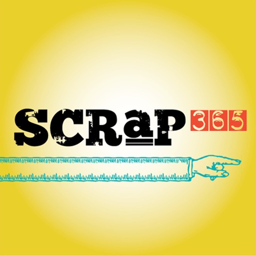 Scrap365 - The Worlds Best Scrap Booking Magazine icon