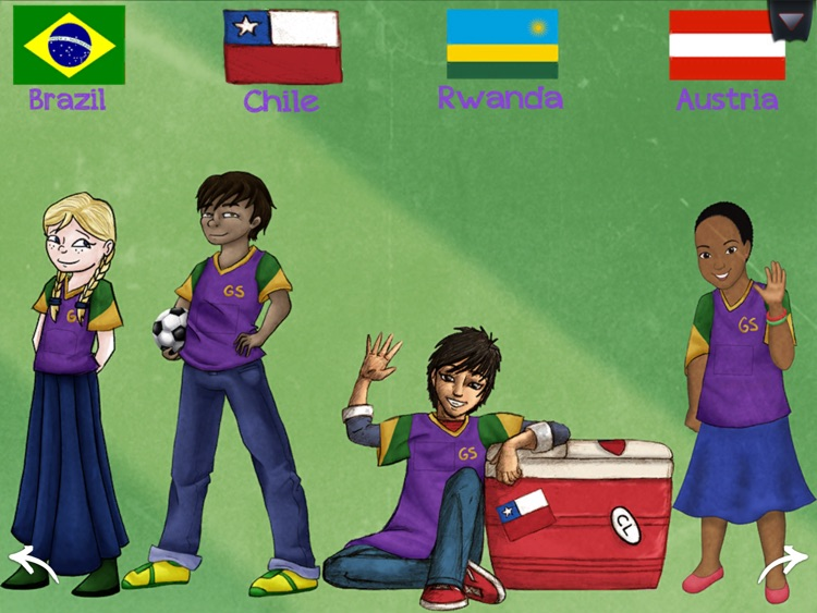 A Soccer (or Football) Sleepover in Brazil screenshot-4