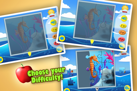 Ocean Jigsaw Puzzles 123 Lite - náhled