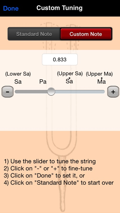 iTanpura Lite - Tanpura Player screenshot-3
