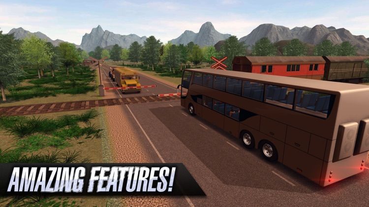 Bus Simulator 2015 screenshot-3