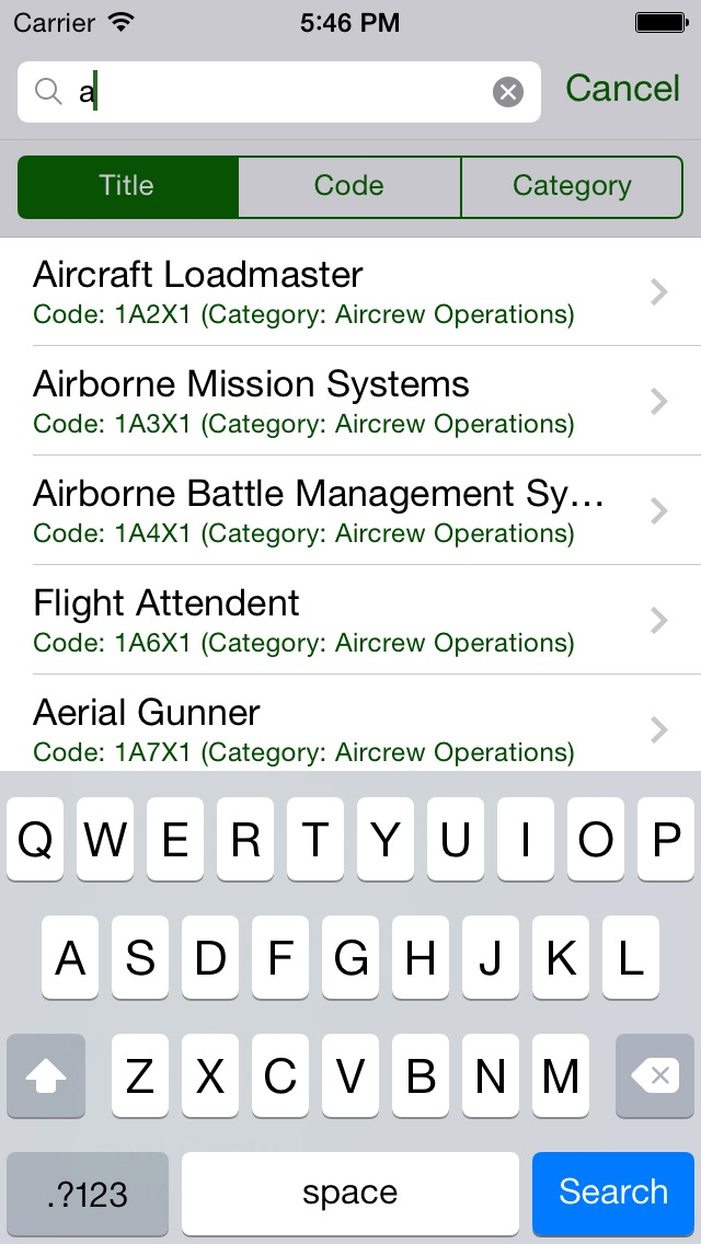 Us Armed Forces review screenshots