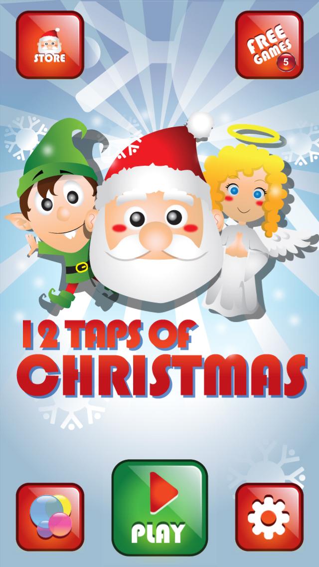 クリスマスの12タップ - 12 Taps of Christmasのおすすめ画像1