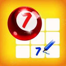Bingo Go Bango - Free number match games