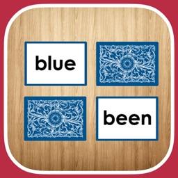 Sight Words Match for Educators and Speech Language Pathologists