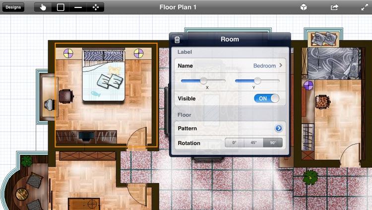 Interior Design 3D - design floor plans screenshot-3