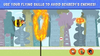 Scaredy Squirrel: Fear of Flying