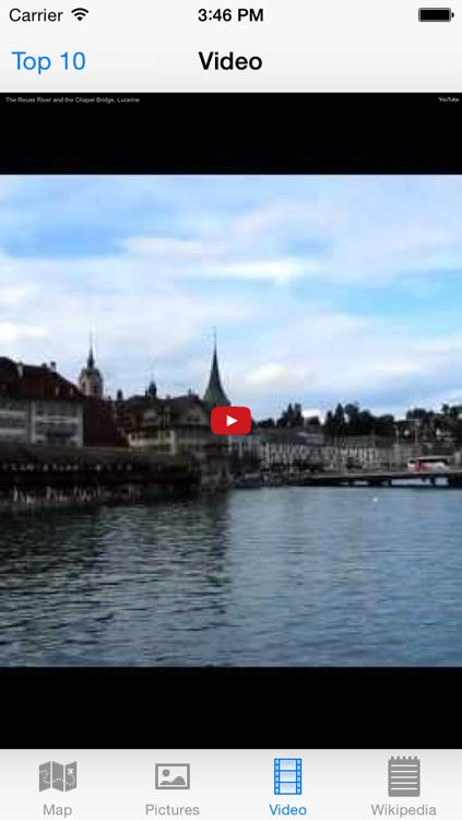 Lucerne : Top 10 Tourist Attractions - Travel Guide of Best Things to See screenshot-0