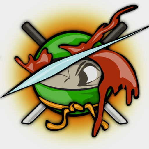 Angry Ninja Slasher HD Free - The Best Bird Bone Crusher Game Challenge for iPhone & iPad