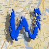 Wikipedia on Map