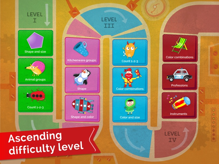 Kids puzzles games - puzzle games for kids free