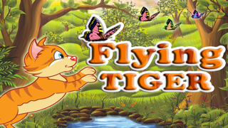Flying Tiger - An endless amazon jungle adventure game