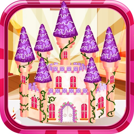 Princess Castle Cake Cooking Decoration iOS App