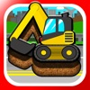 Kids Car, Trucks, Construction & Emergency Vehicles - Puzzles for Kids (toddler age learning games free)