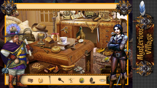 Mysterious Town : The Game of hidden objects in Dark Night,Garden,Dark Room,Hunted Night,City and Jungleのおすすめ画像4