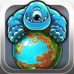 魔塔星球HD-社交塔防对战网游