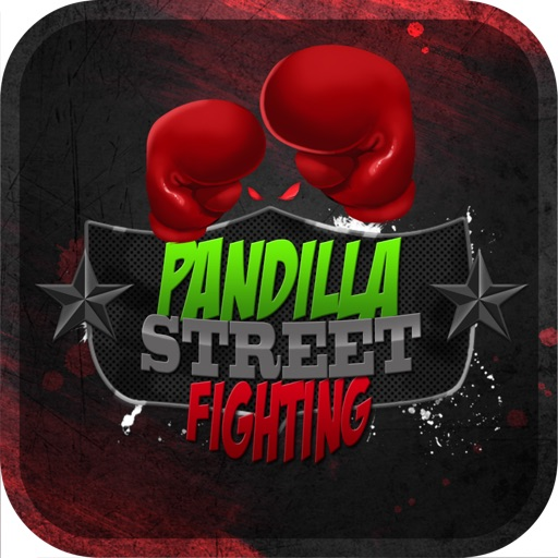 Pandilla Street Fighting Lite icon